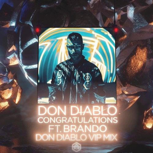 Congratulations feat. Brando