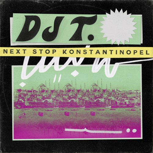 Next Stop Konstantinopel