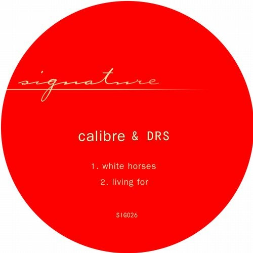 Calibre & DRS - White Horses / Living For [SIG026]