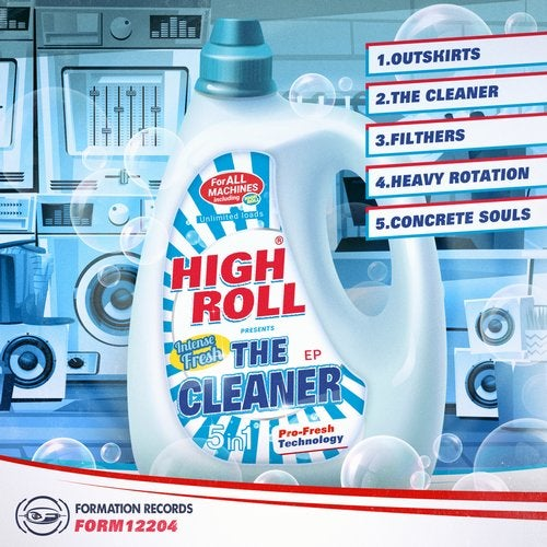 High Roll - The Cleaner EP 2019