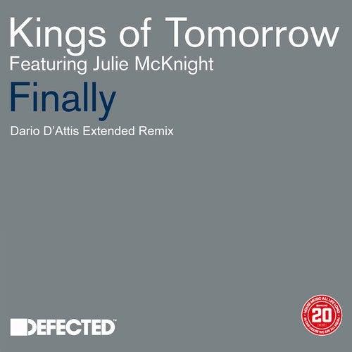 Finally feat. Julie McKnight