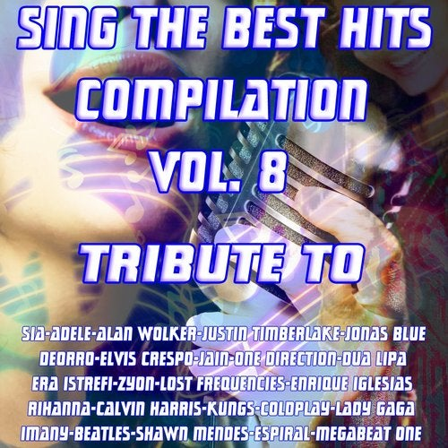 Sing The Best Hits, Vol. 8 (Various Instrumental Versions Tribute to Sia, Adele, Alan Wolker, Rihanna-Calvin Harris Etc..)