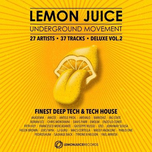 Lemon Juice Deluxe Vol.2