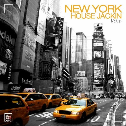 New York House Jackin', Vol. 2 (House Music Compilation)