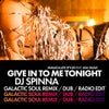 Give in to Me Tonight feat. Lisa Shaw (DJ Spinna Galactic Soul Remix)