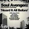Heard It All Before feat. Krysten Cummings (Ian Carey Mix)