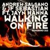 Walking On Fire feat. Jayn Hanna (Original Mix)