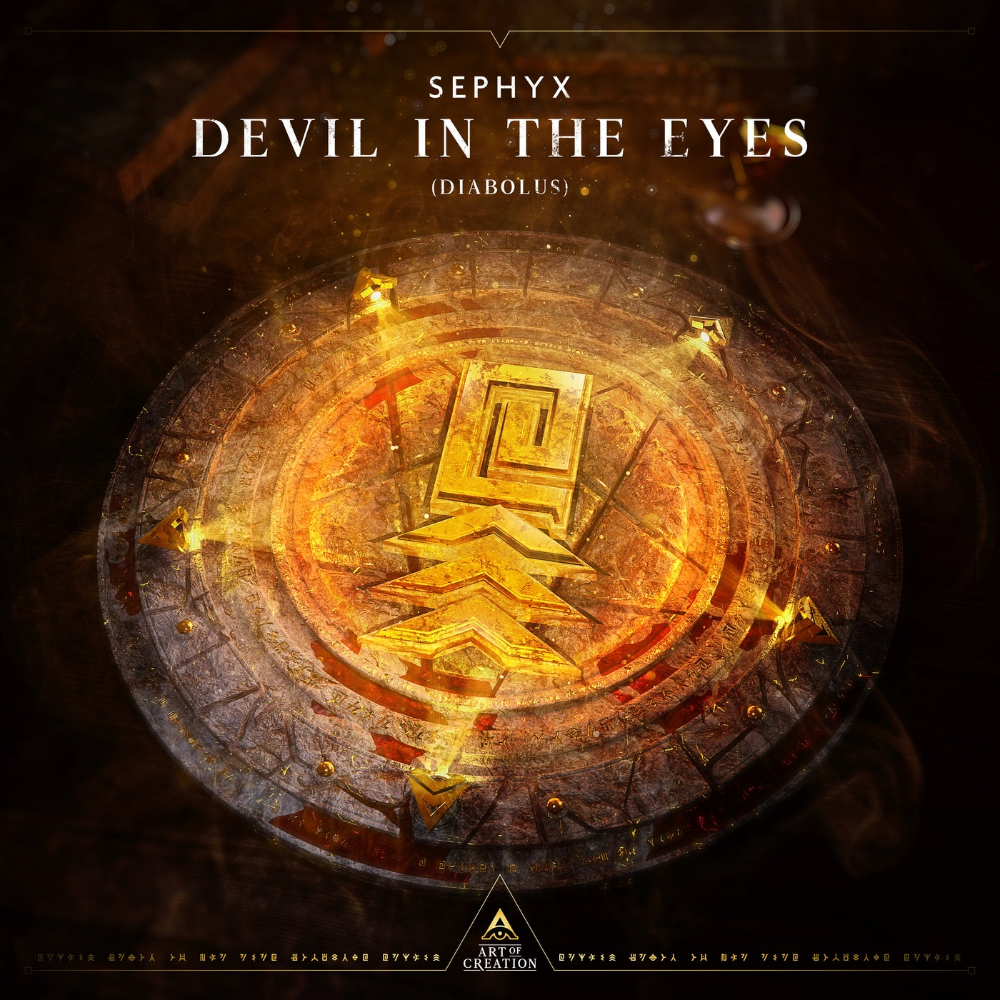 Devil In The Eyes - (Diabolus) (Extended Mix)