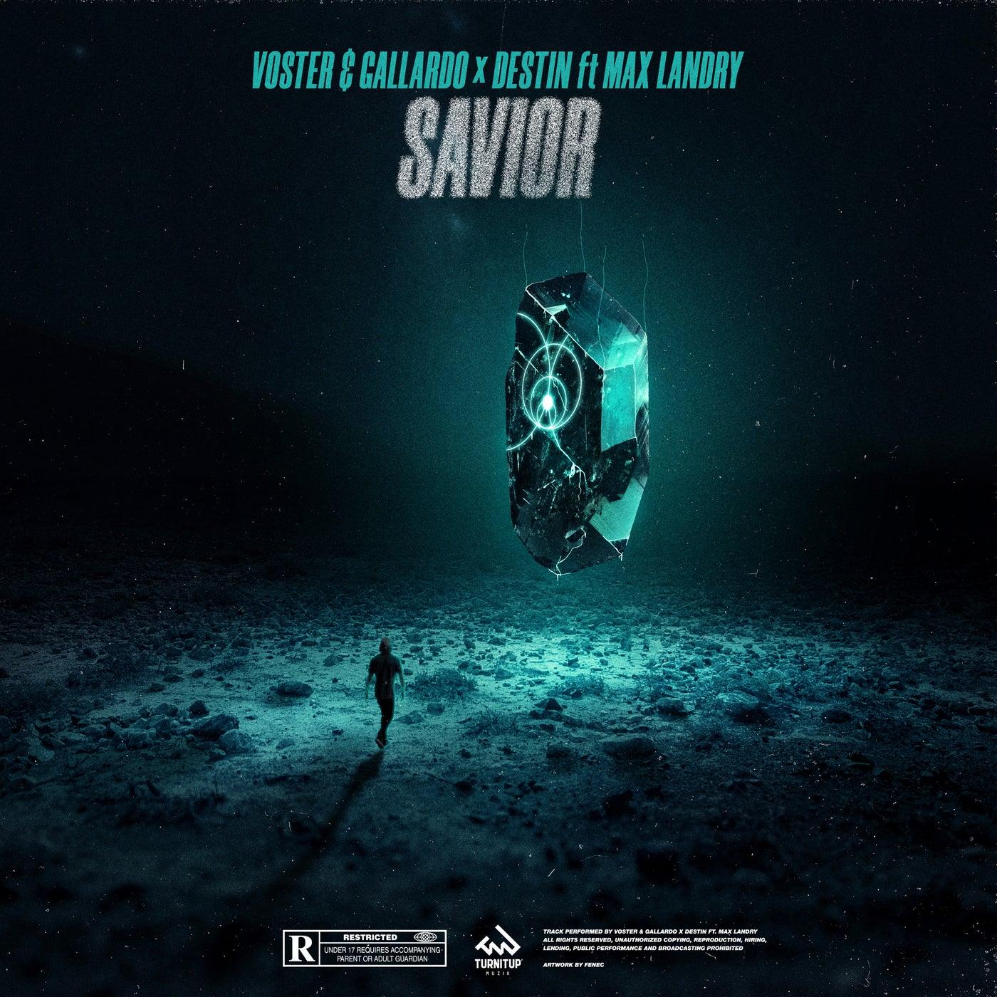 Savior feat. Max Landry (Club Mix)