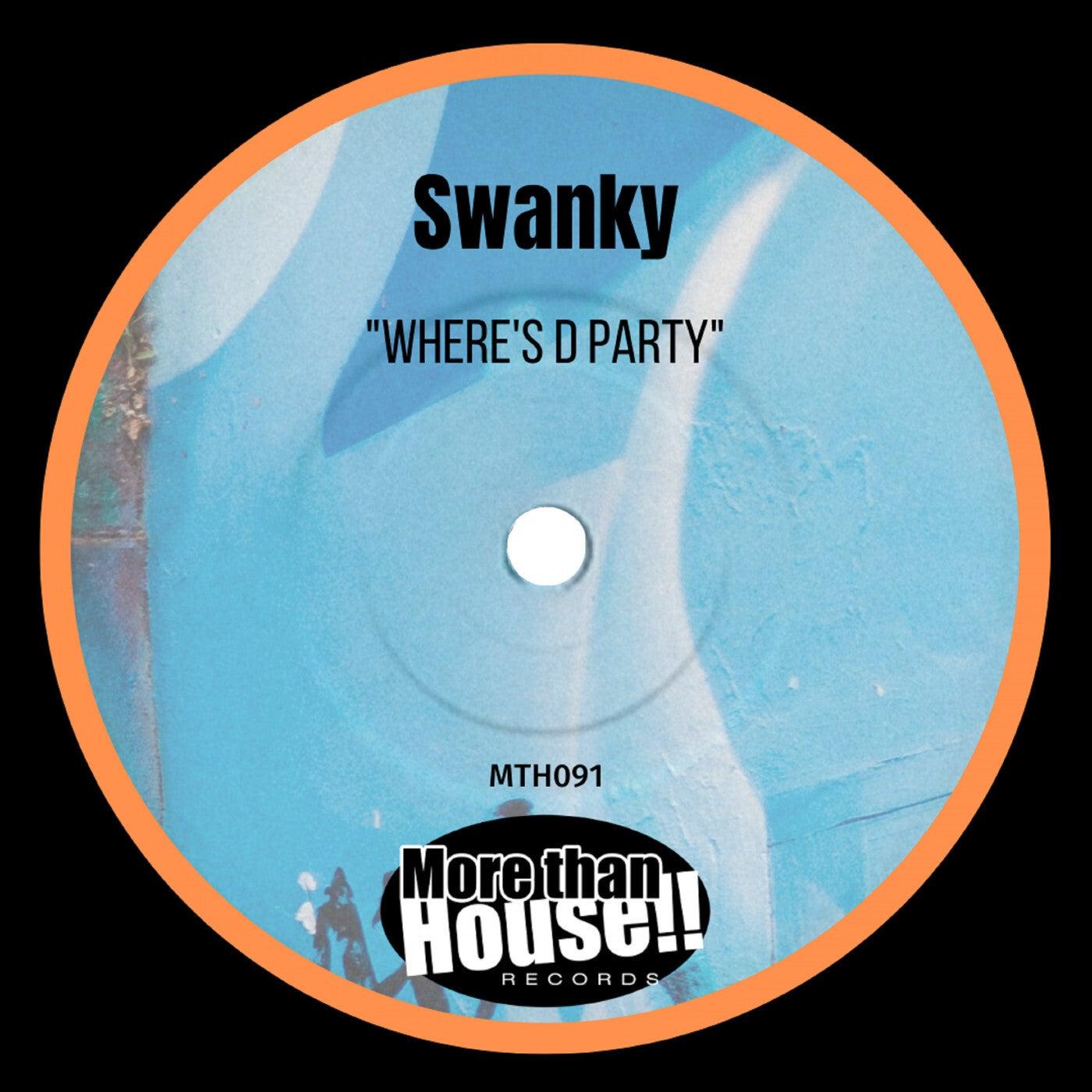 Where's D Party (Original Mix)