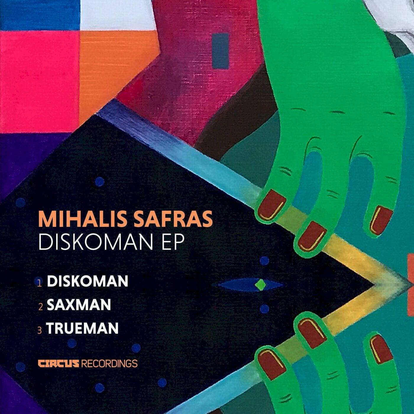 Diskoman (Original Mix)