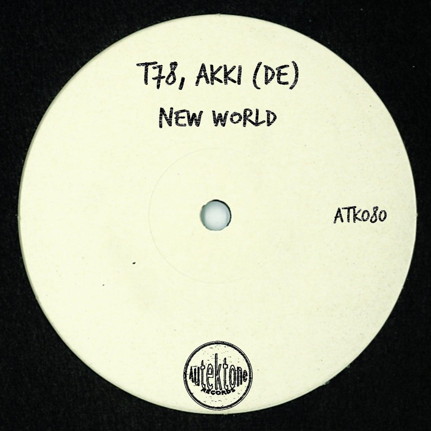 New World (Original Mix)
