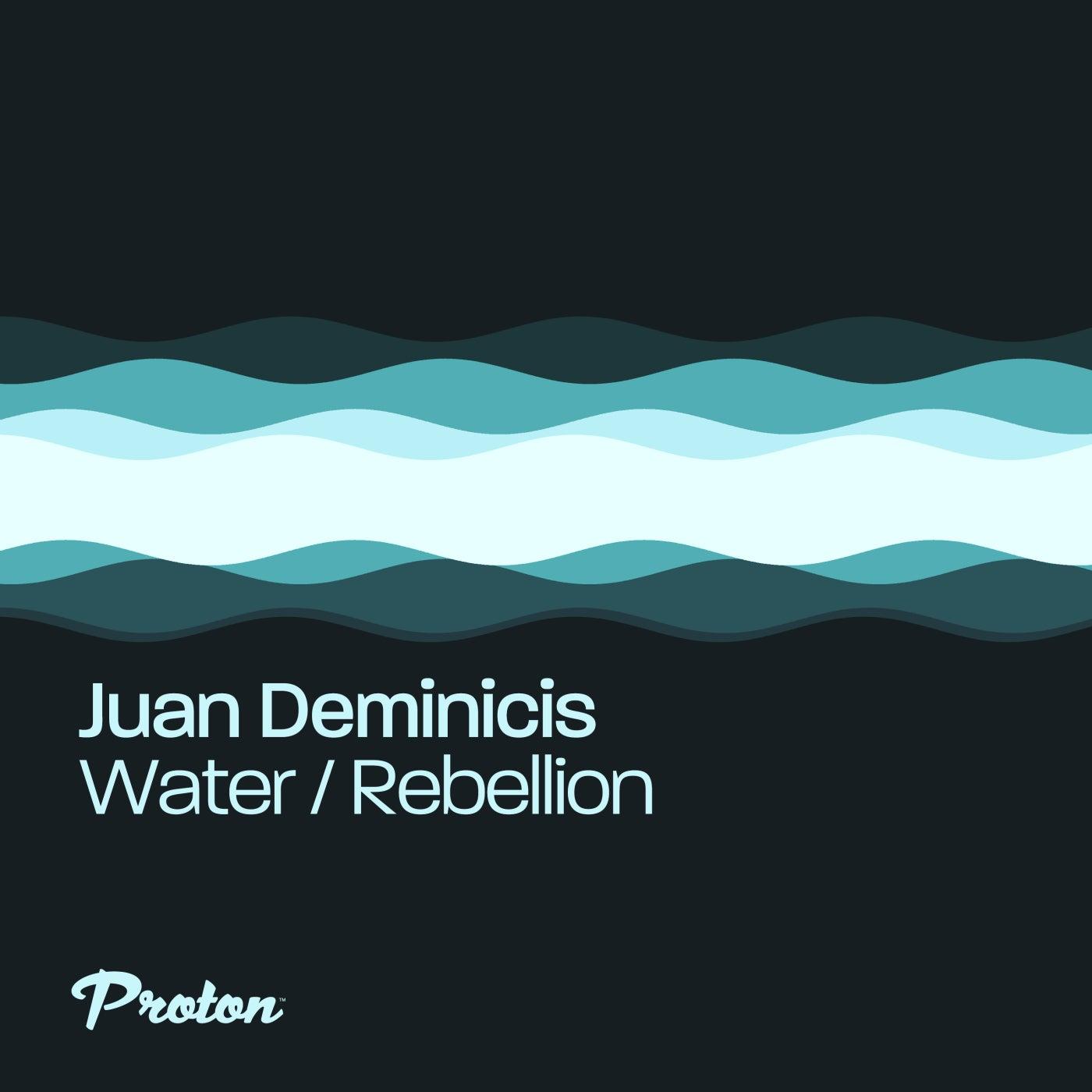 Water feat. Mila Belini (Original Mix)