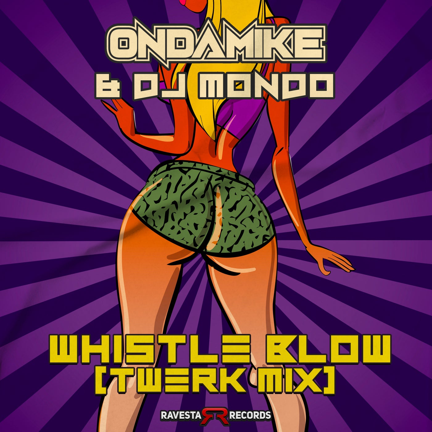Whistle Blow (Twerk Mix)