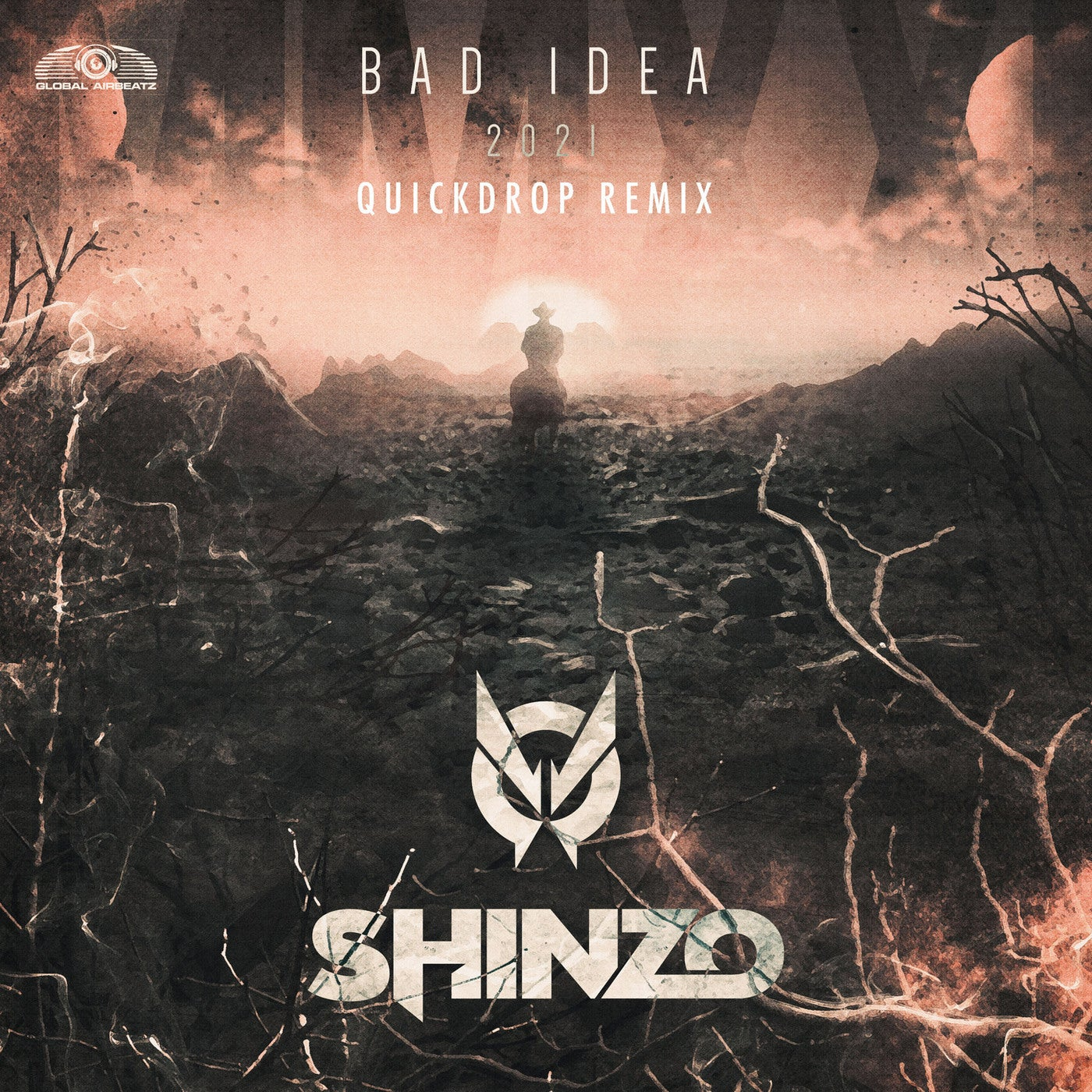 Bad Idea 2021 (Quickdrop Extended Remix)