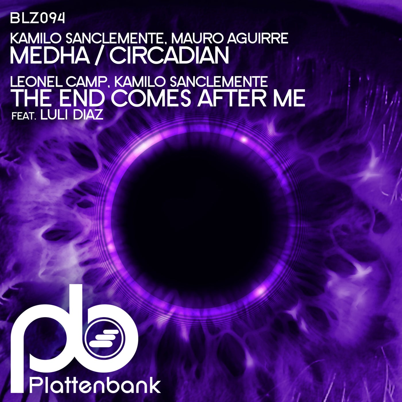 The End Comes After Me feat. Luli Diaz (Original Mix)