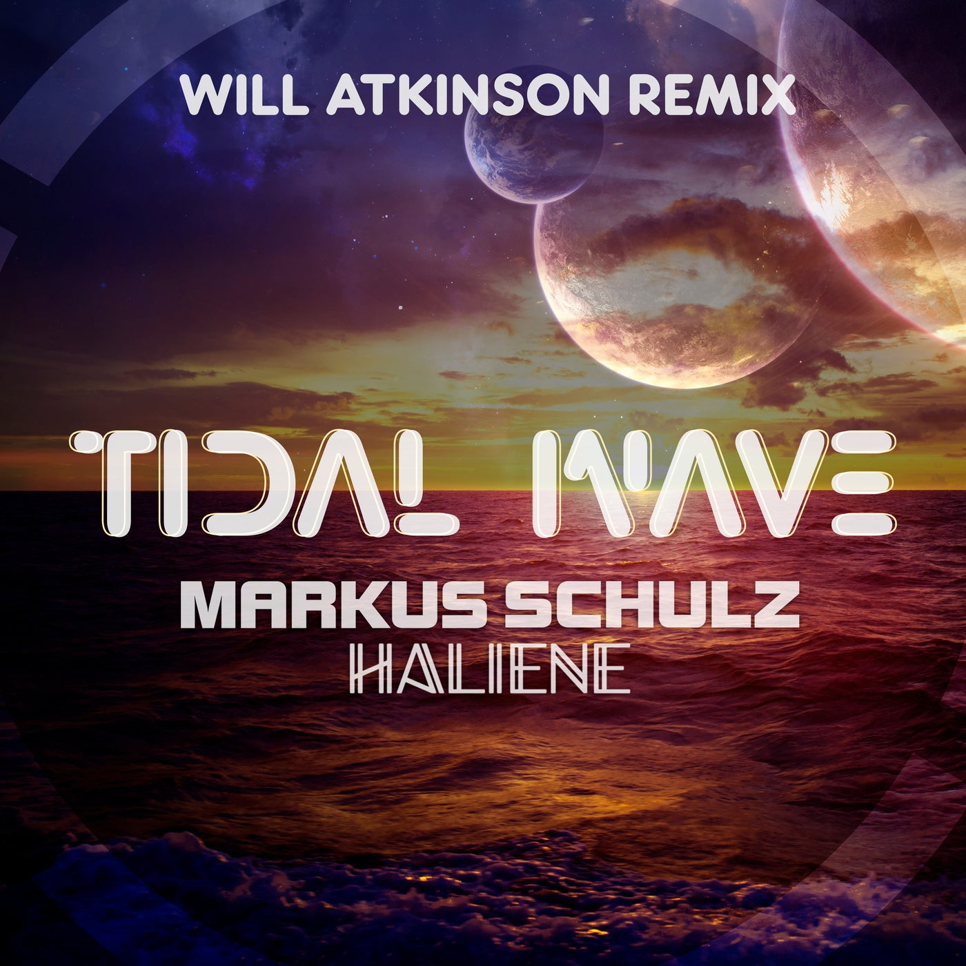 Tidal Wave (Will Atkinson Extended Remix)