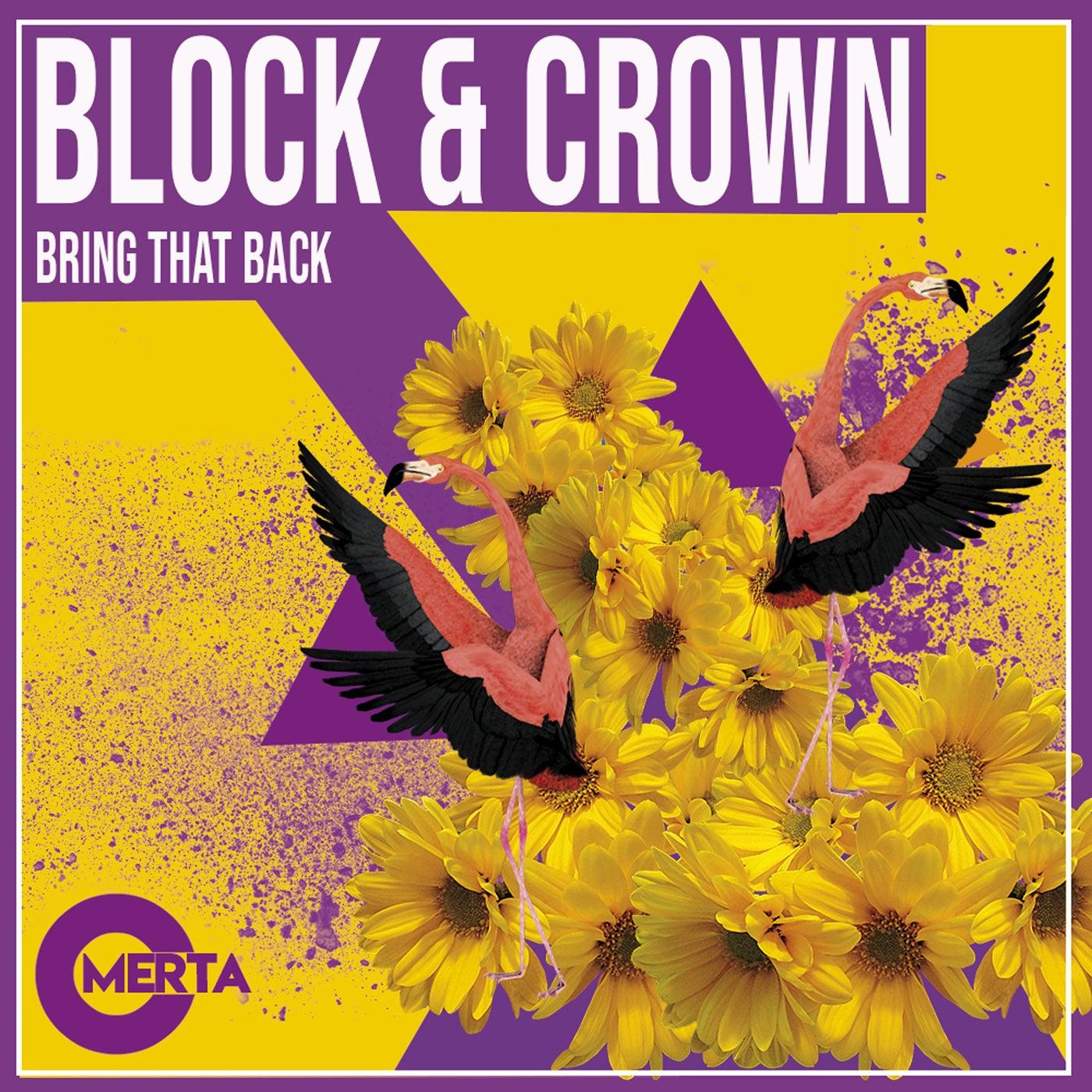 Bring That Back (Original Mix)