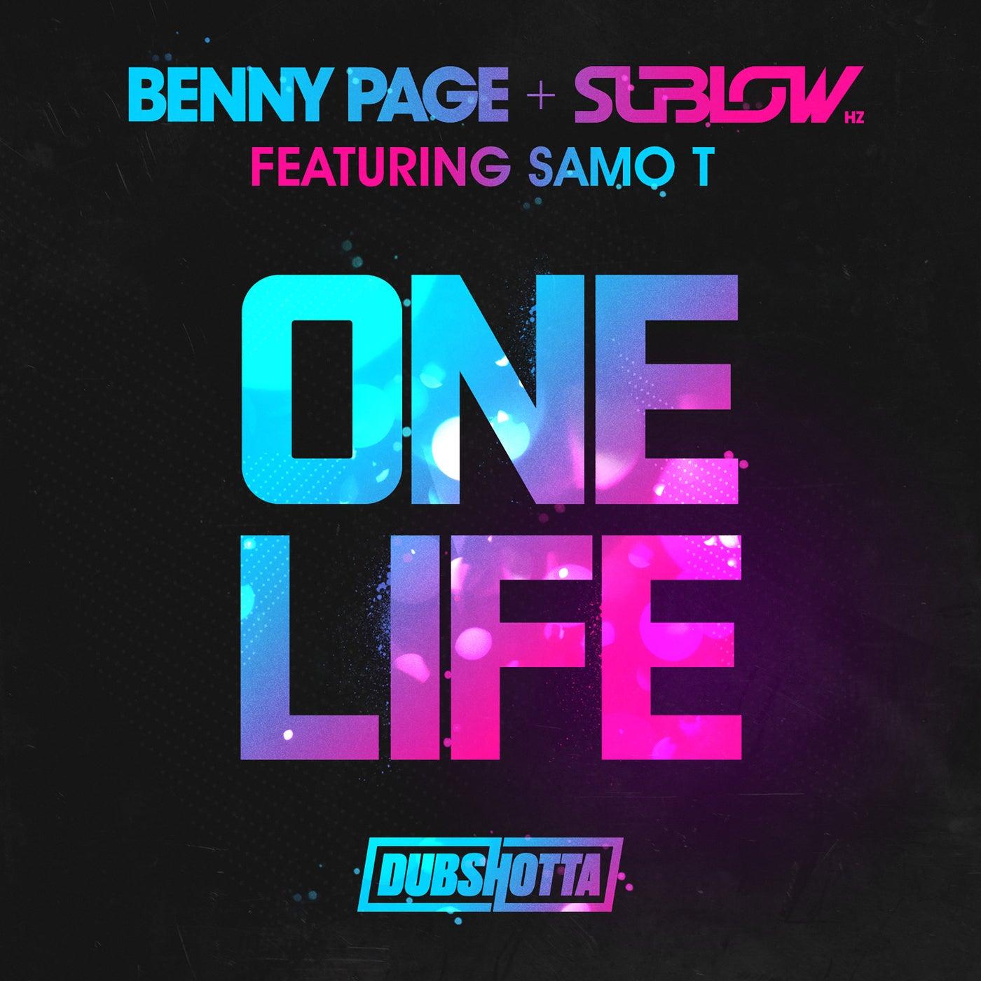 One Life (Original Mix)