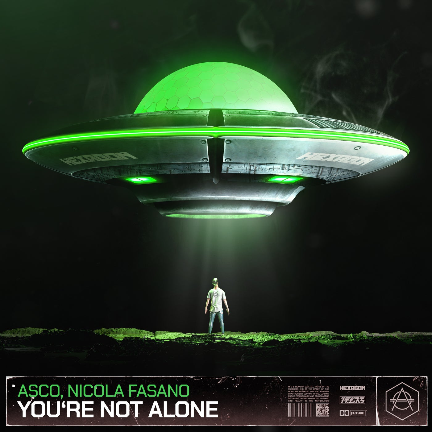You're Not Alone (Extended Mix)