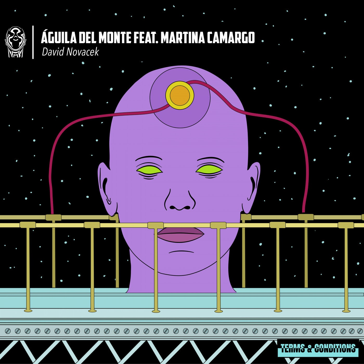 A?guila Del Monte feat Martina Camargo (Extended Mix)