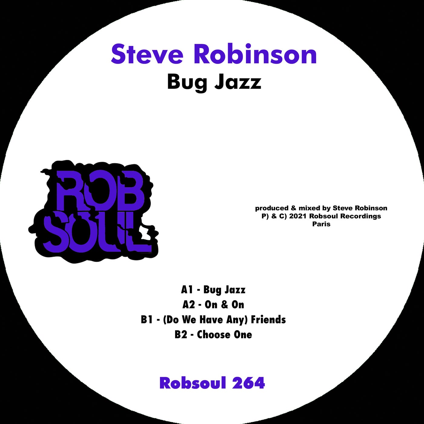 Bug Jazz (Original Mix)