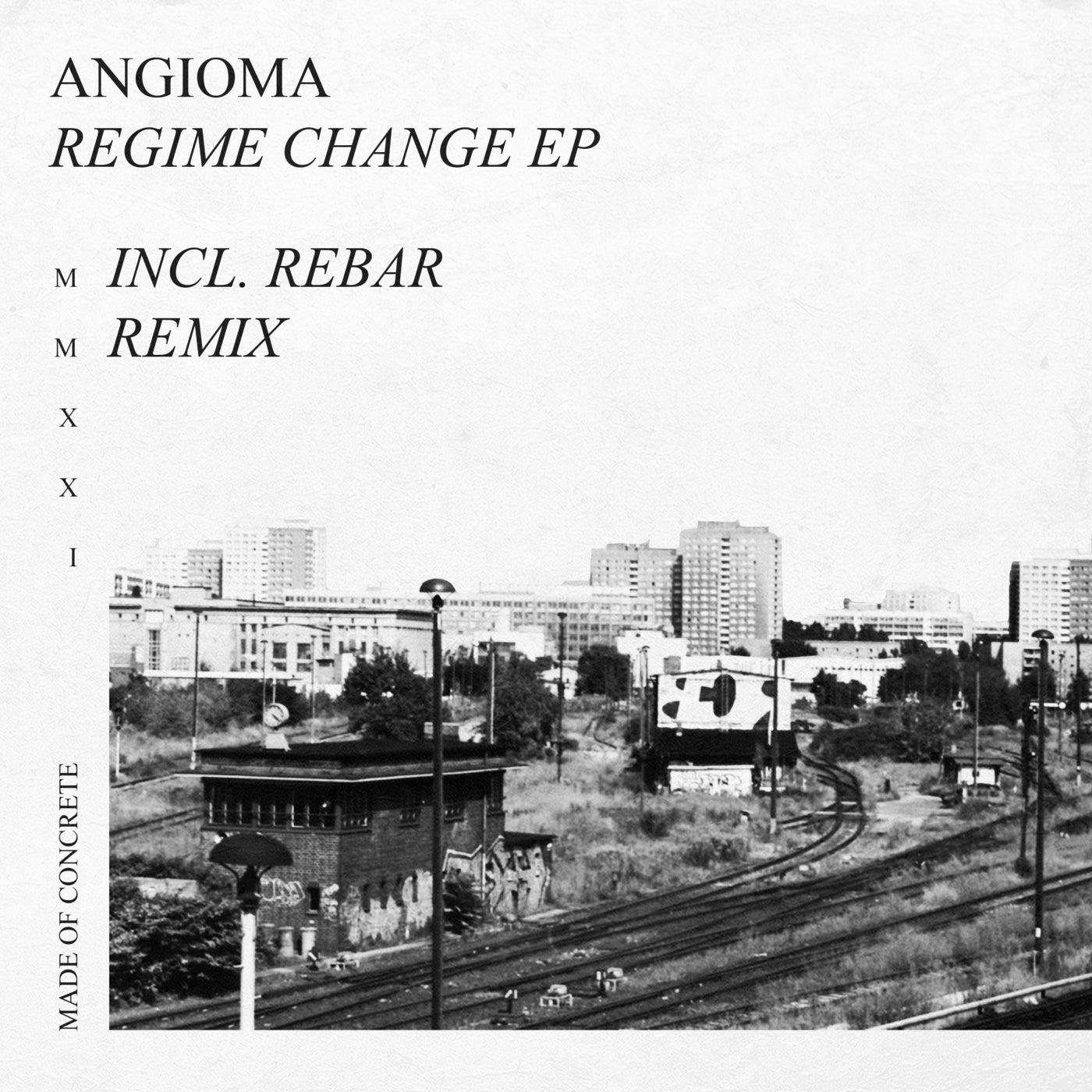 Regime Change (Original Mix)