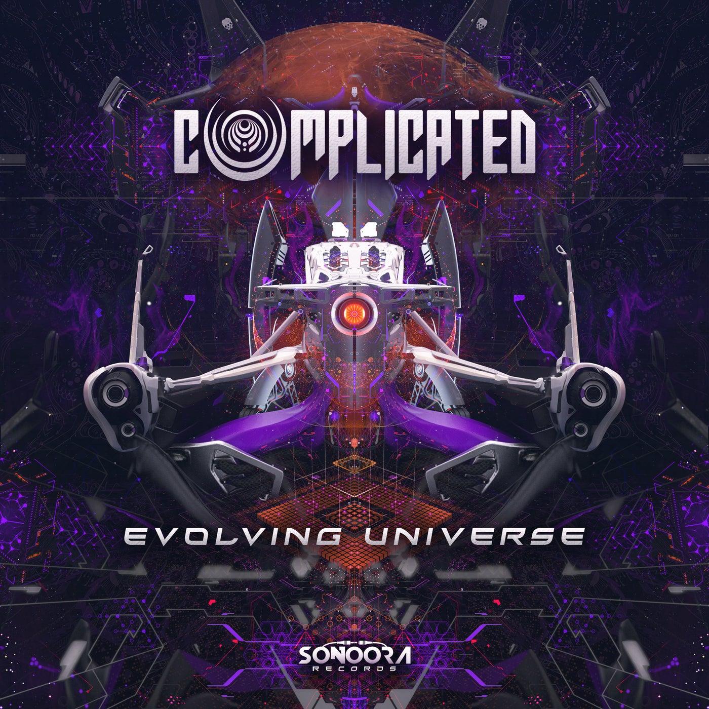 Evolving Universe (Original Mix)
