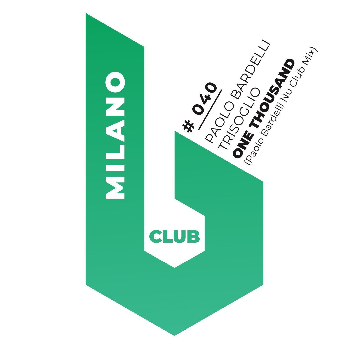 One Thousand (Paolo Bardelli Nu Club Mix)