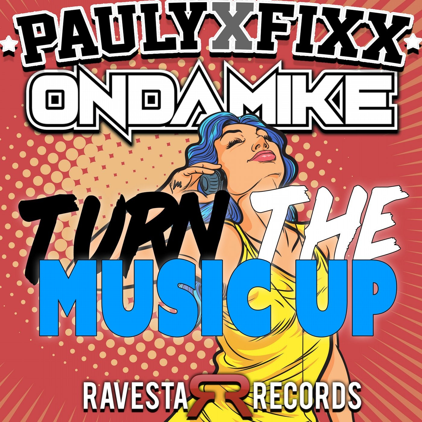 Turn The Music Up (Original Mix)