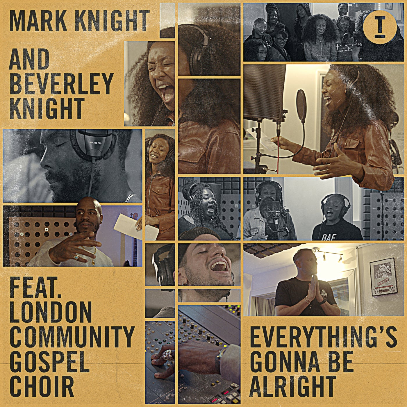 Everything's Gonna Be Alright feat. London Community Gospel Choir (Extended Mix)