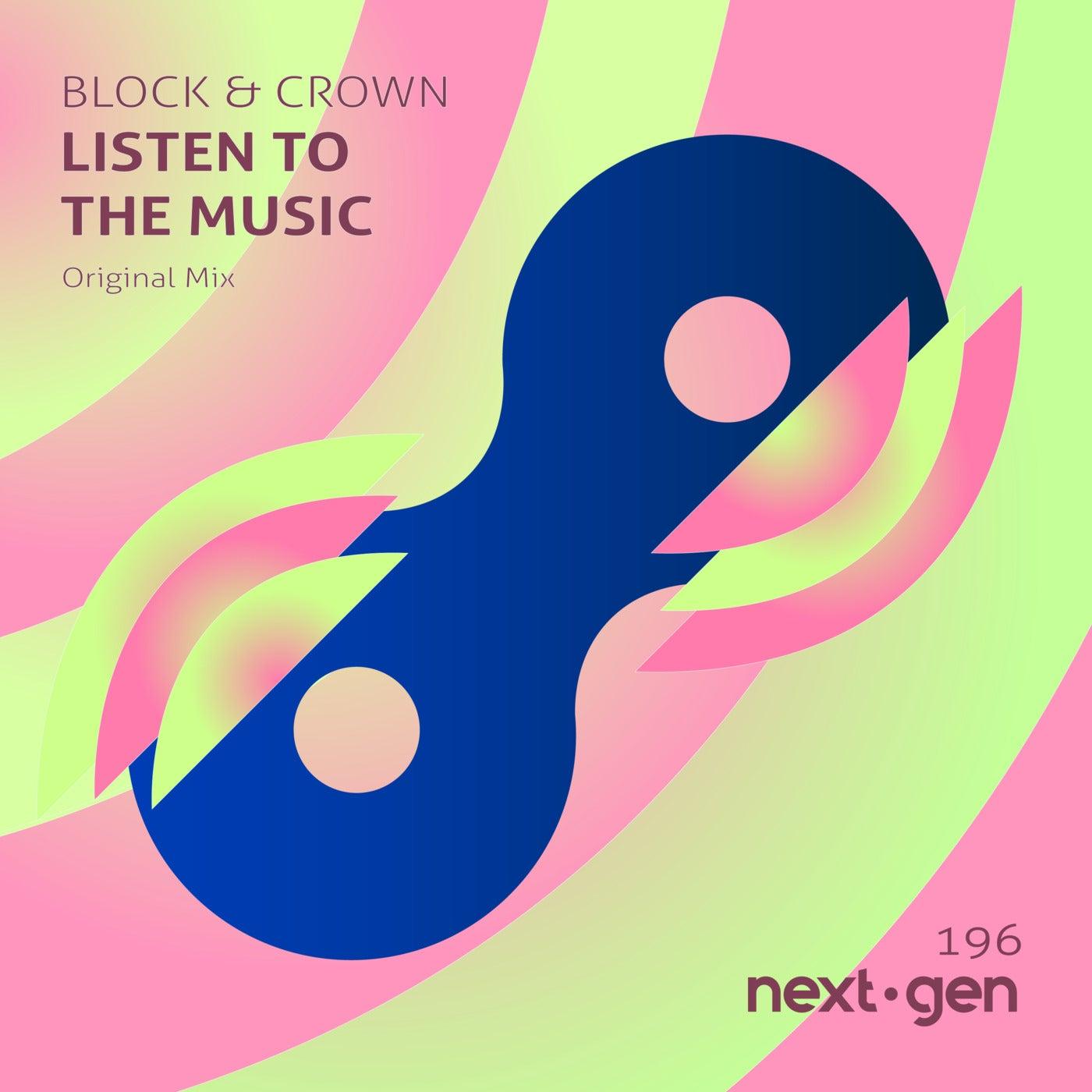 Listen To The Music (Original Mix)