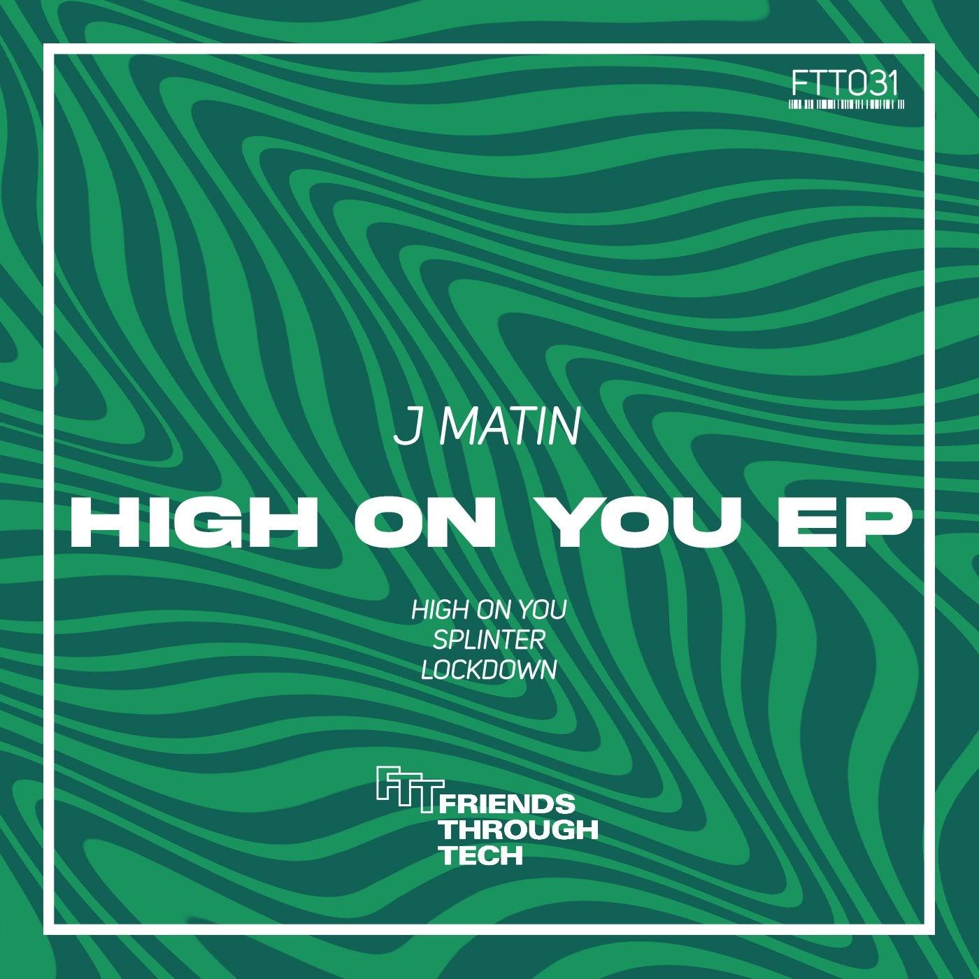 High On You EP