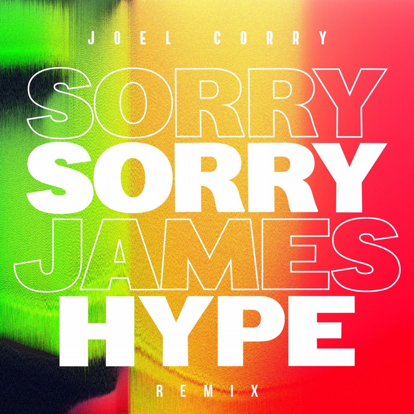 Sorry (James Hype Remix) [Extended] (Original Mix)