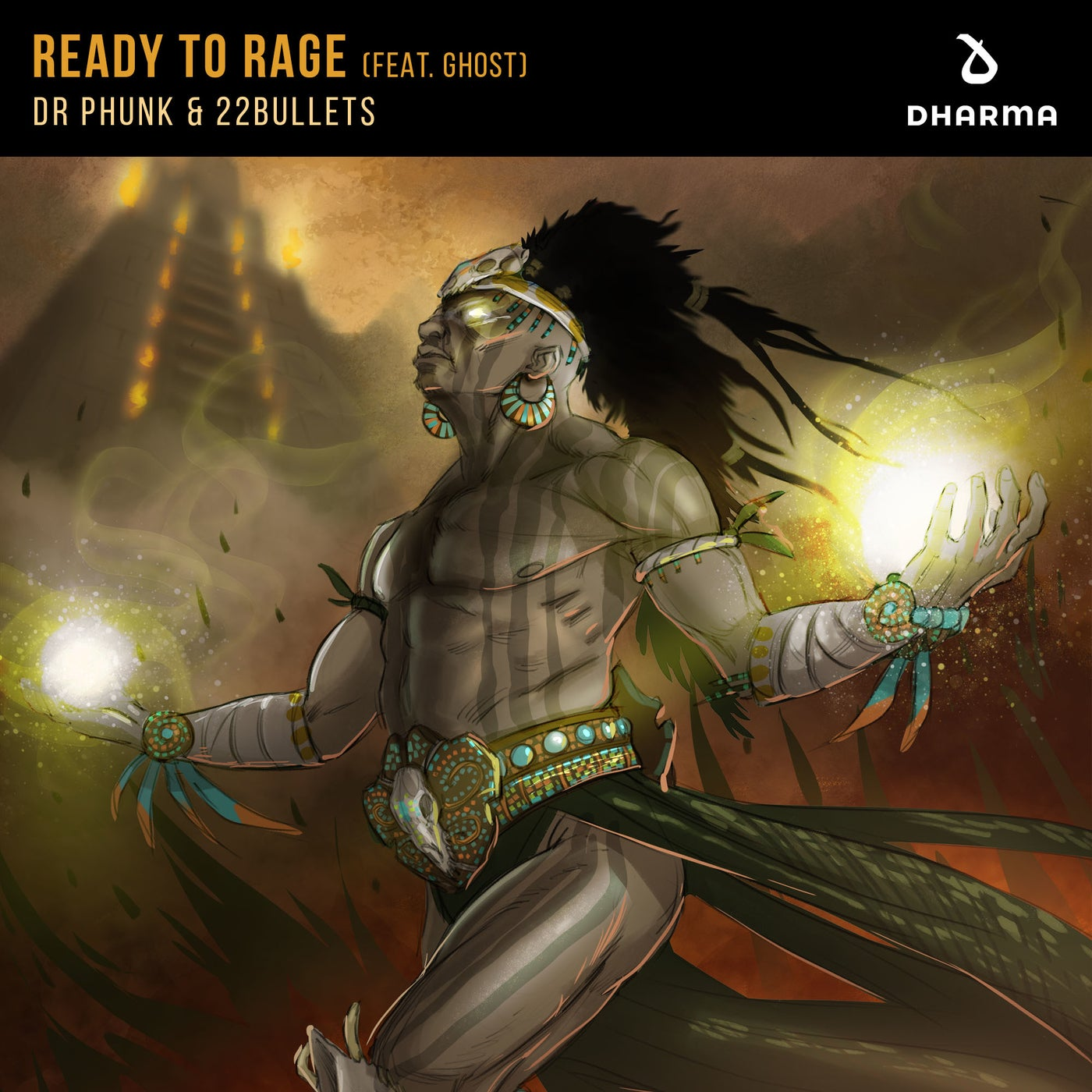 Ready To Rage (feat. Ghost) (Extended Mix)