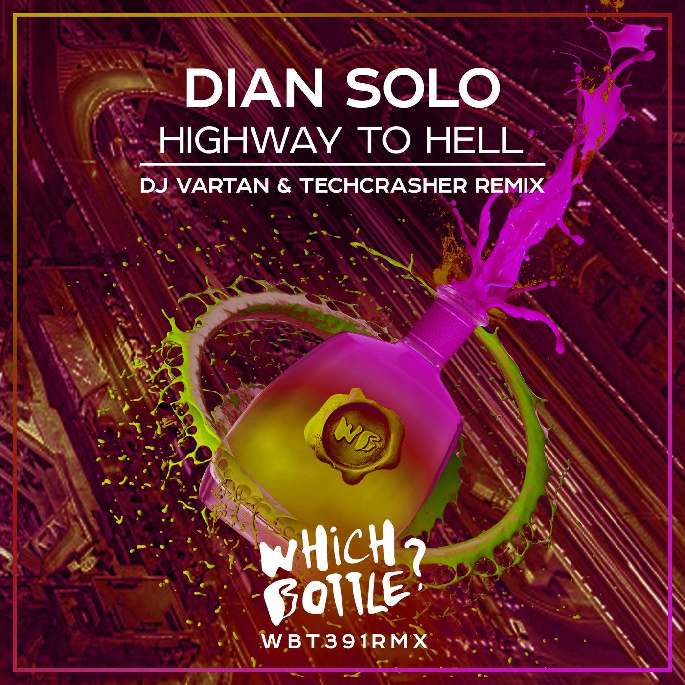 Highway To Hell (DJ Vartan & Techcrasher Remix)