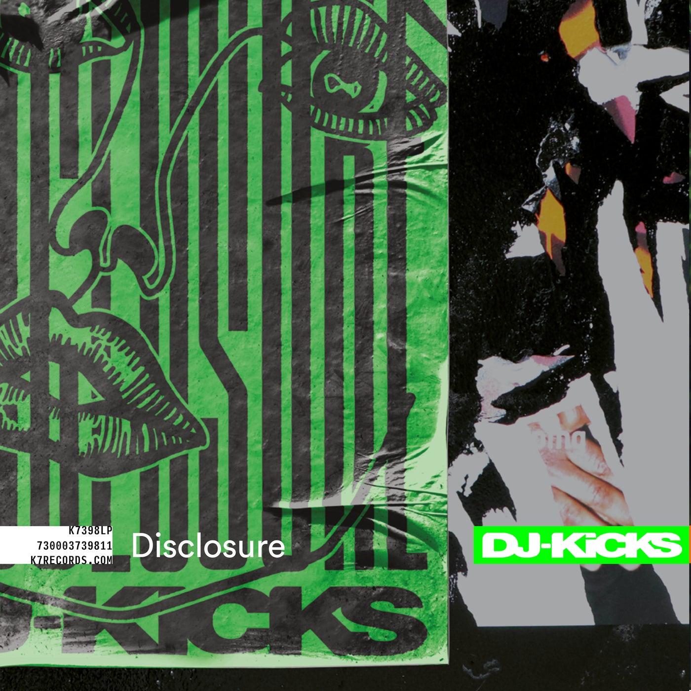 Disclosure – DJ-Kicks Disclosure [K7 Records]
