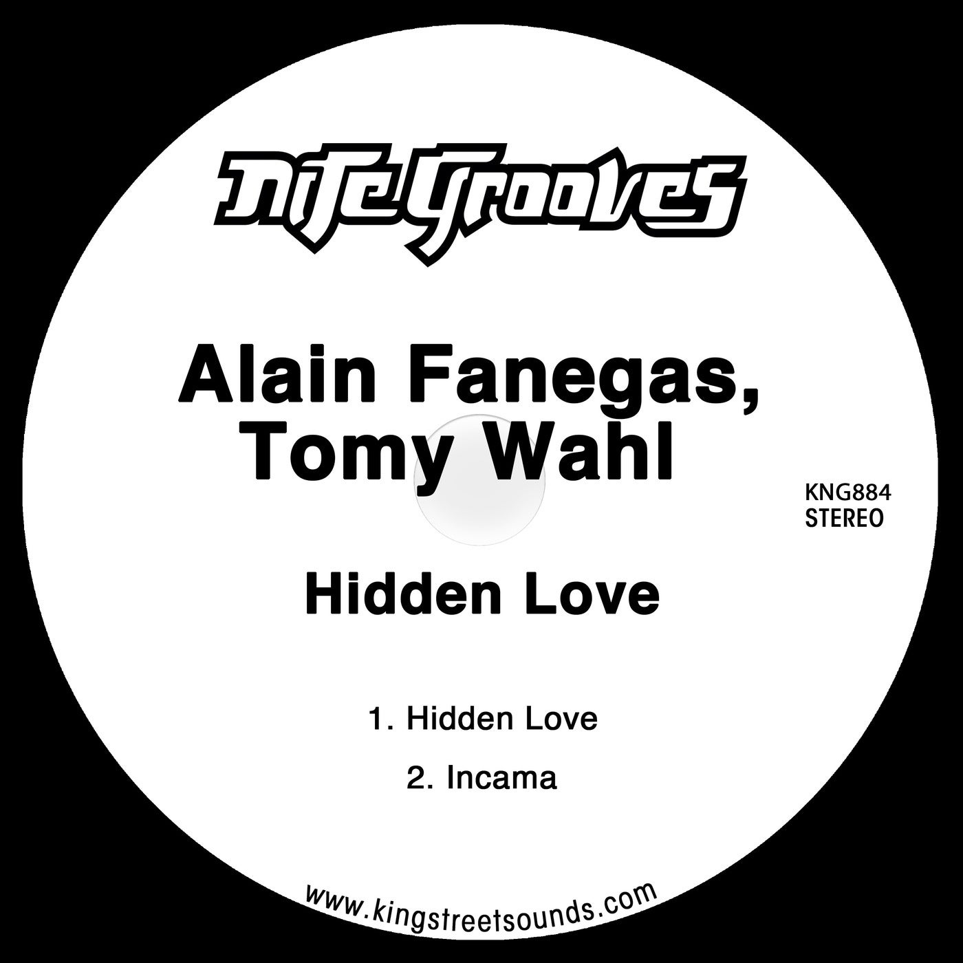 Hidden Love (Original Mix)
