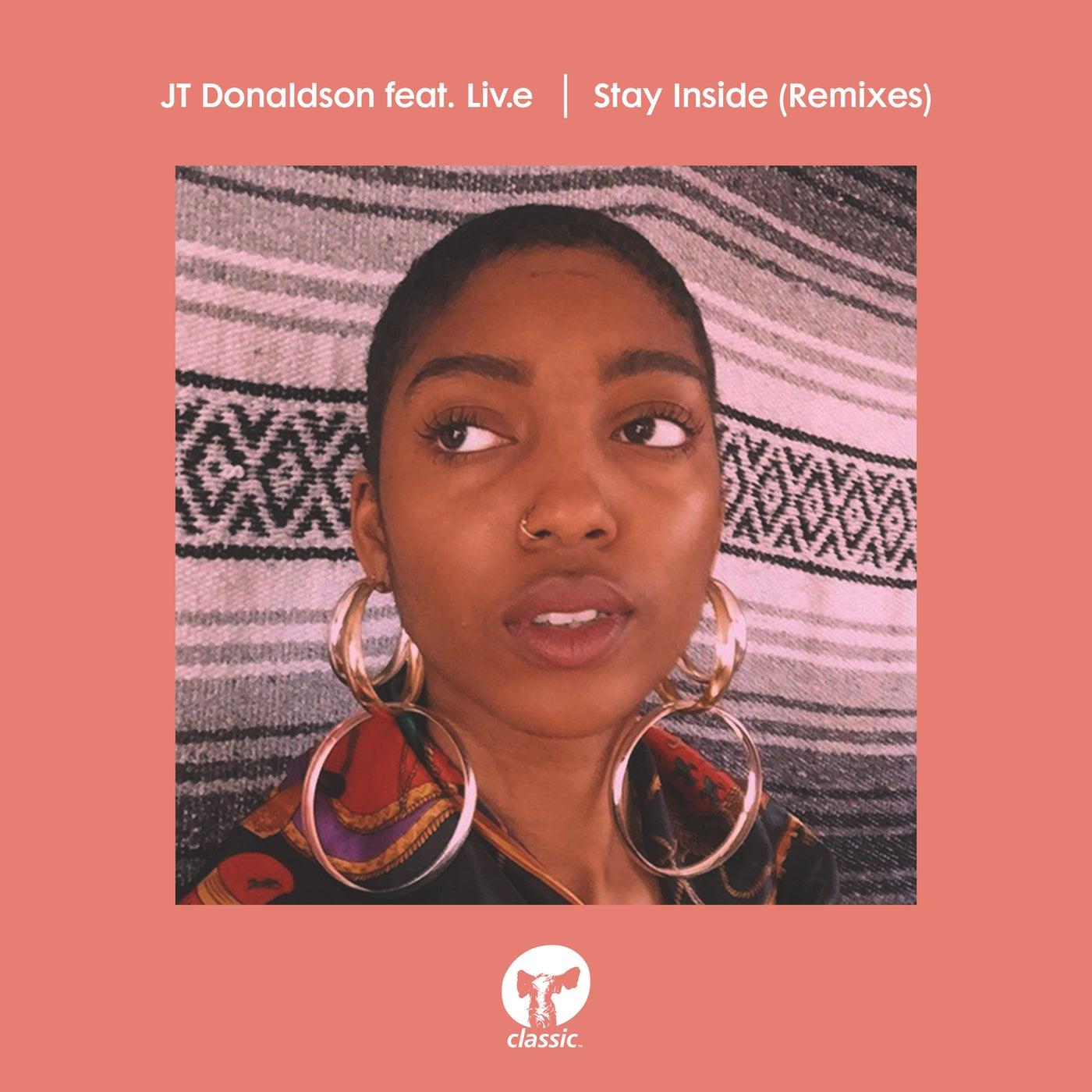 Stay Inside feat. Liv.e (Sandy Rivera Extended Remix)