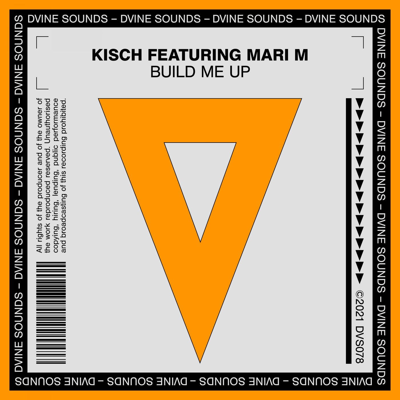 Build Me Up (Extended Mix)