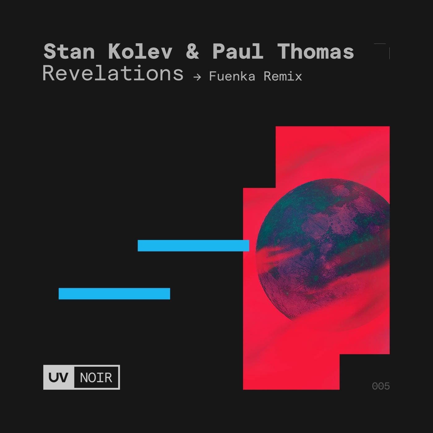 Revelations (Fuenka Extended Mix)