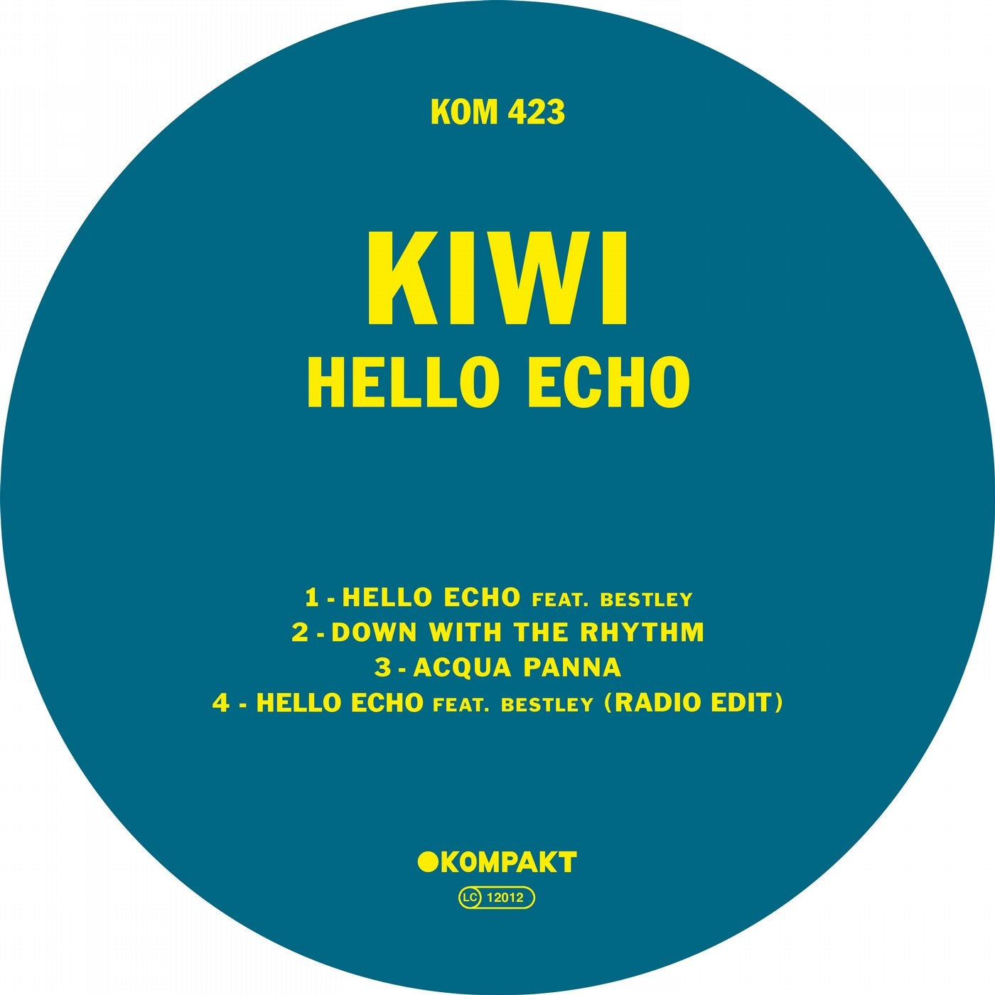 Hello Echo (feat. Bestley) (Original Mix)