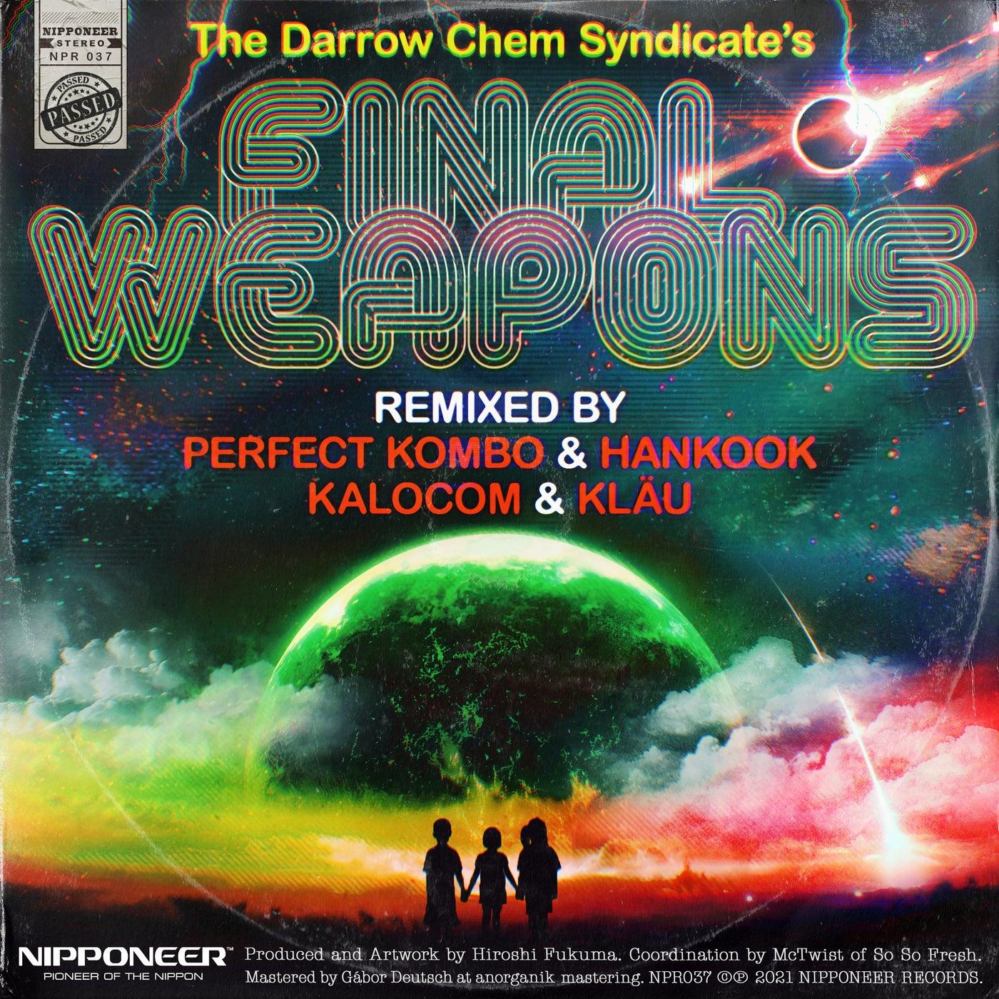 Scattomatic (Hankook & Perfect Kombo Remix)