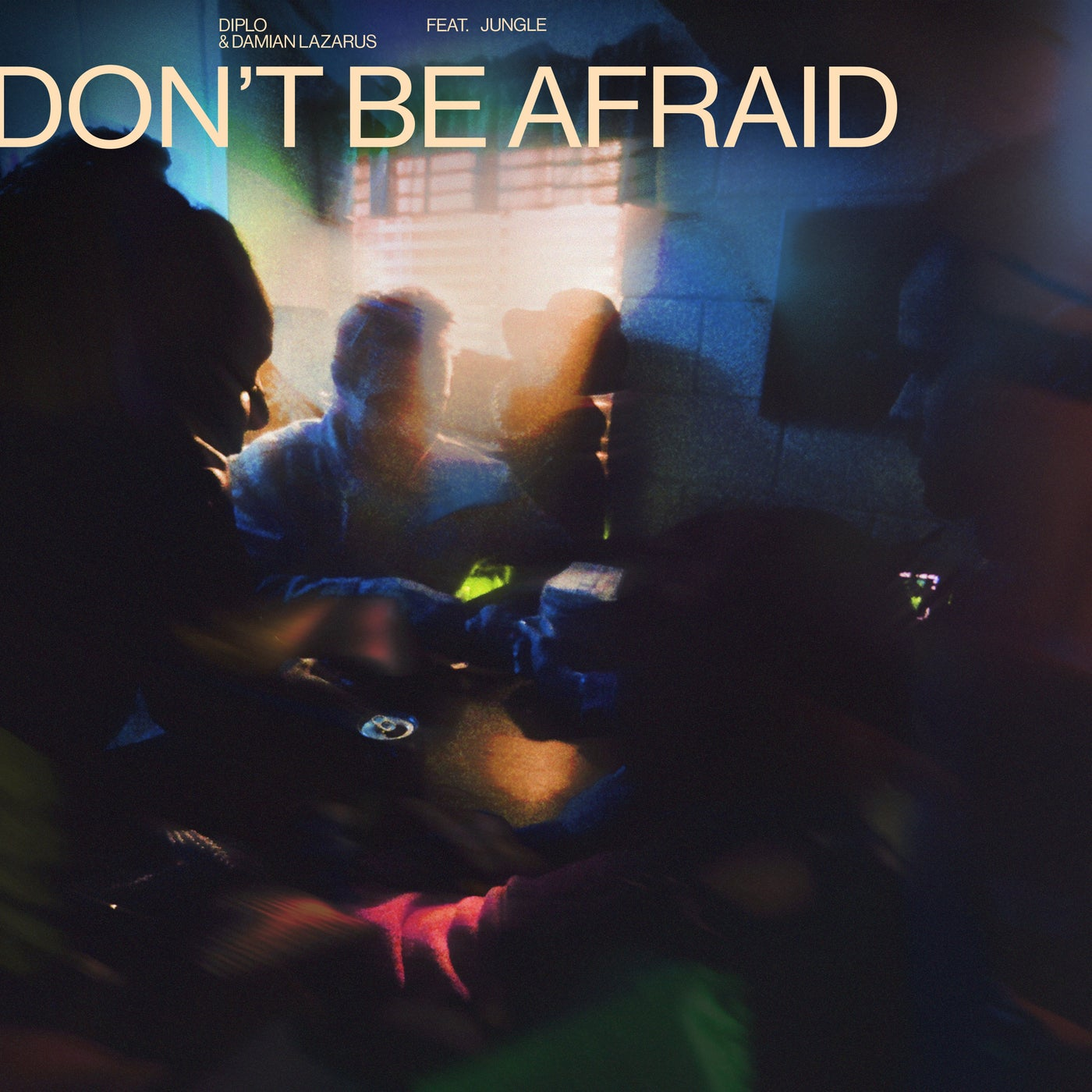 Don't Be Afraid (Extended)