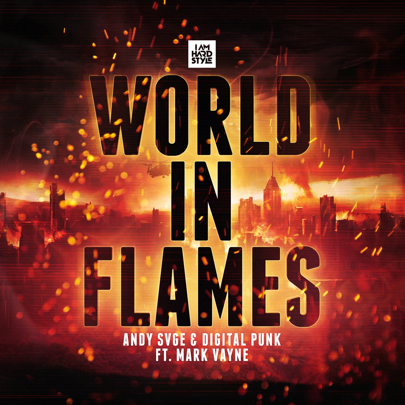 World In Flames (feat. Mark Vayne) (Extended Mix)