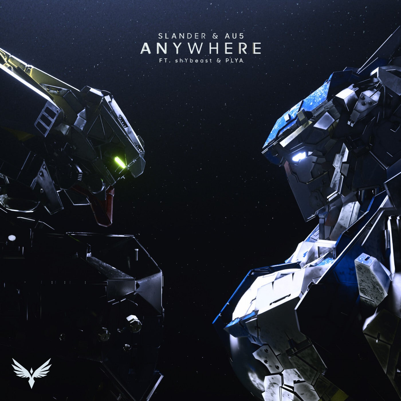 Anywhere (feat. shYbeast, PLYA) (Original Mix)