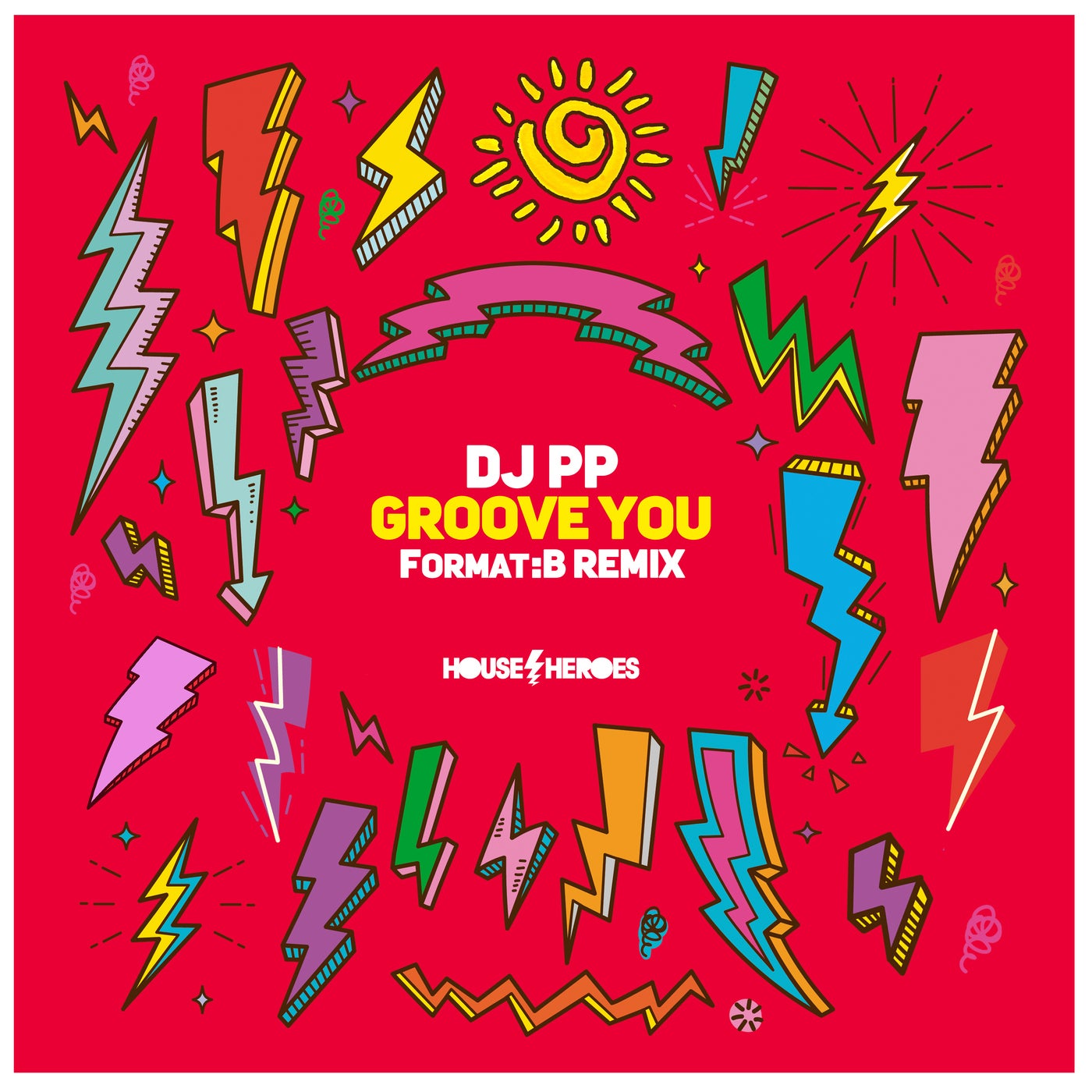 Groove You (Format:B Remix)