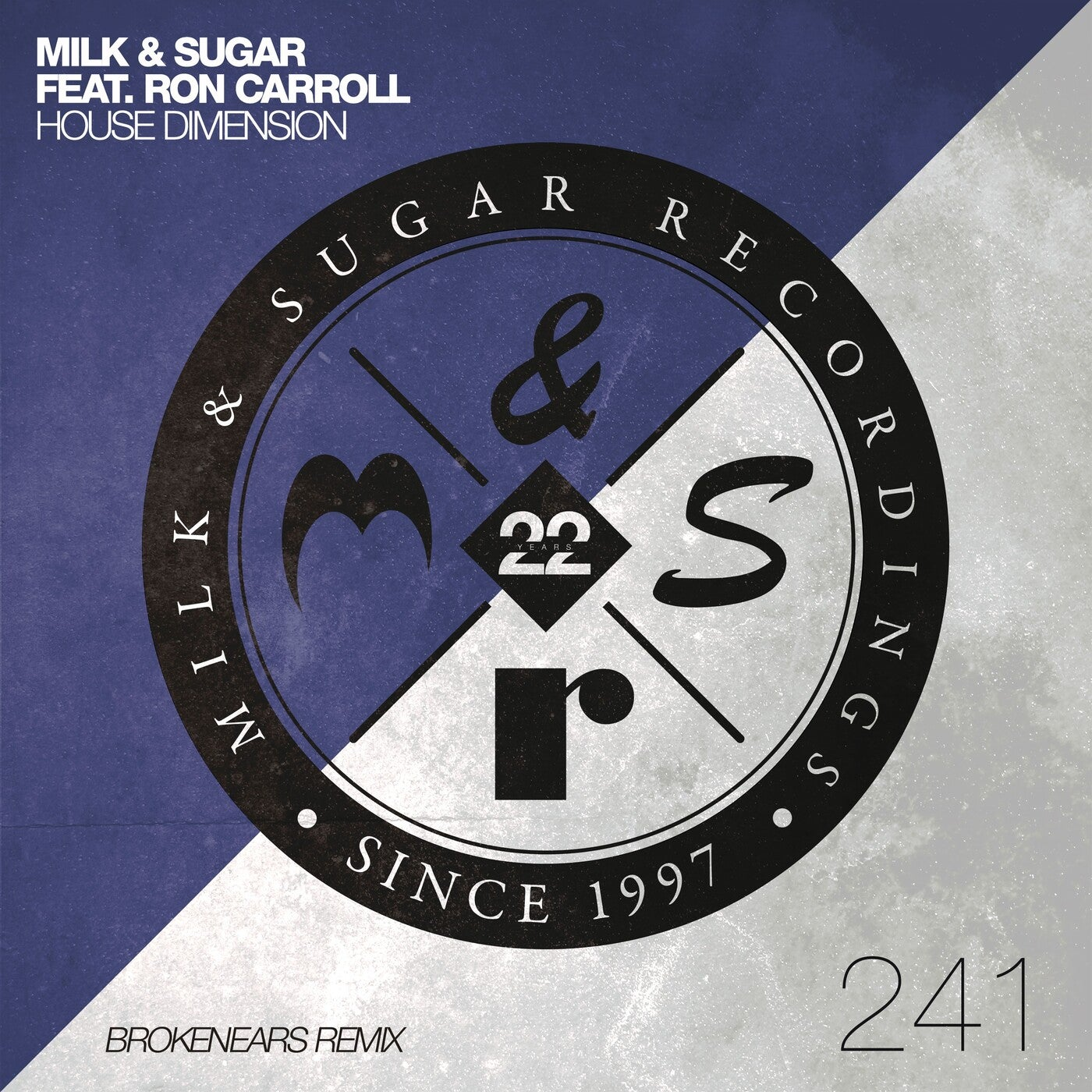 House Dimension feat. Ron Carroll (Brokenears Extended Remix)