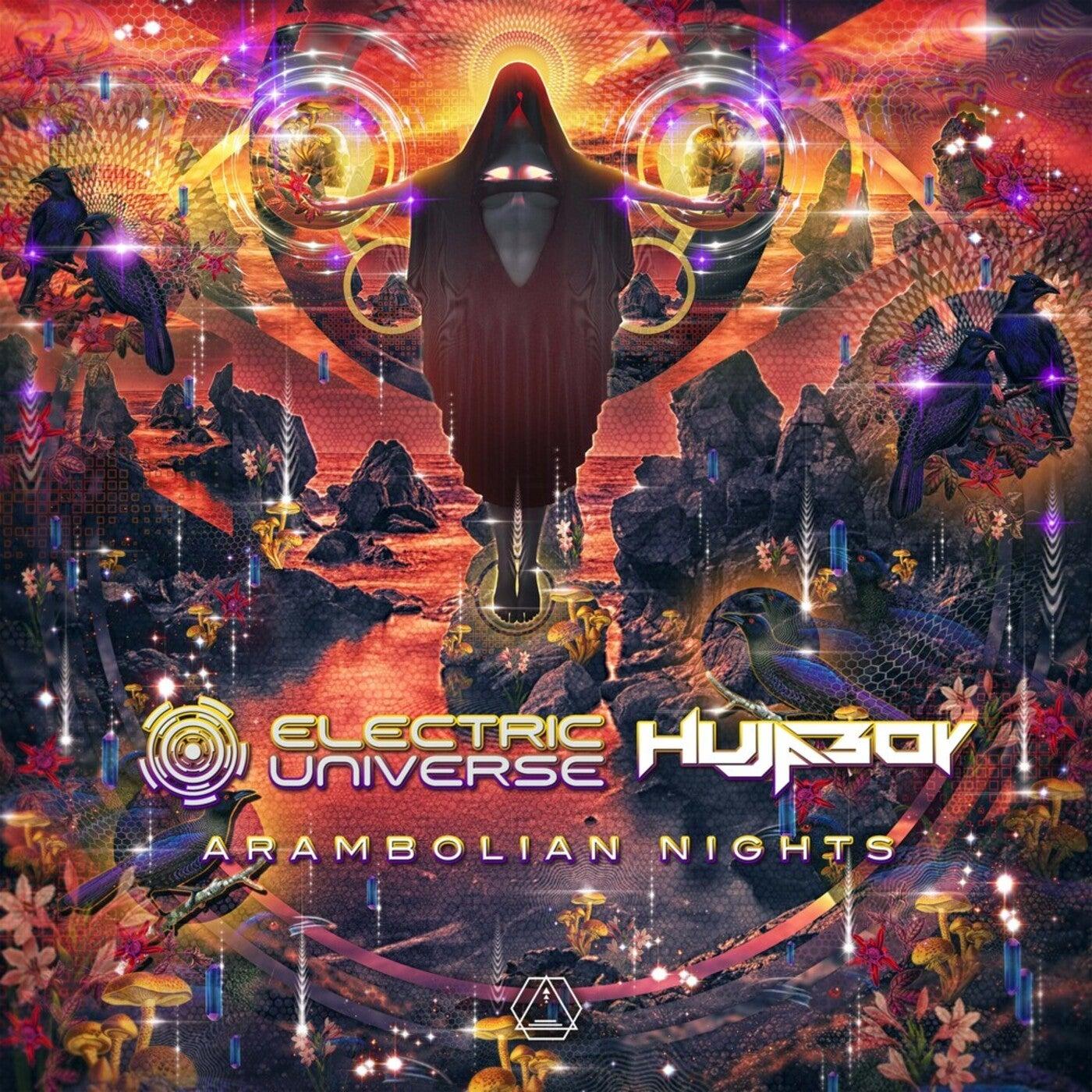 Arambolian Nights (Original Mix)