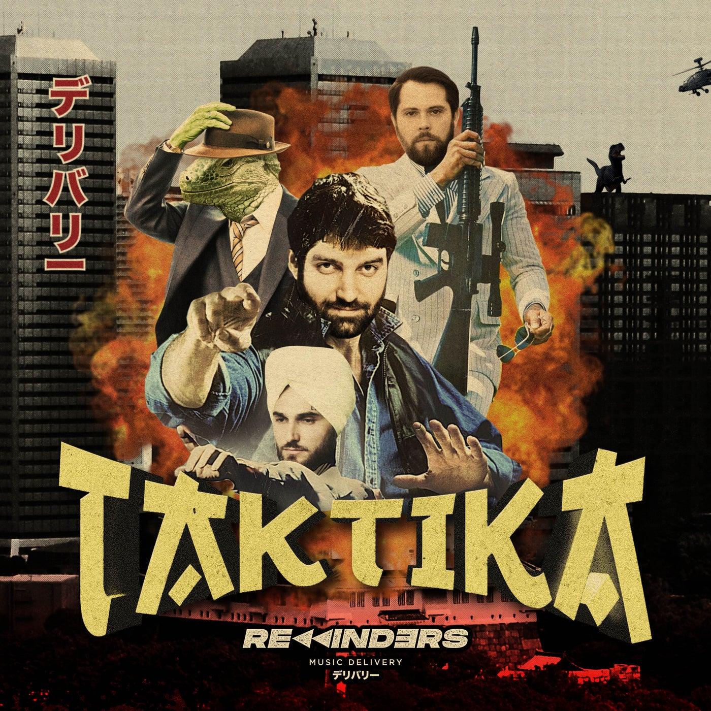Taktika (The Organism Remix)